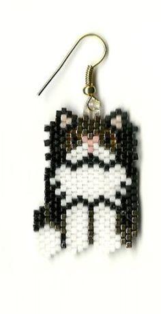 A-lovely-Pair-of-Hand-Beaded-Dark-Calico-Persian-Cat-dangling-earrings-1-1-2   $12.99