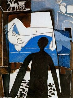 Image result for picasso shadow woman paintings