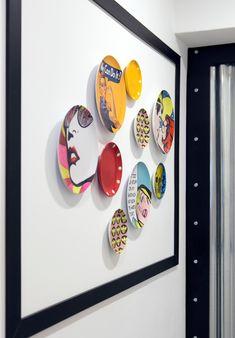 Casinha colorida: Mais do que um apartamento divertido