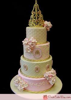 Girl Birthday cake :-)