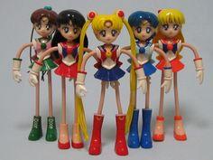 Sailor moon AND Betty spaghetti!! My childhood!!!