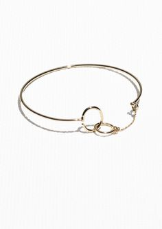 & Other Stories | Oval Loop Cuff