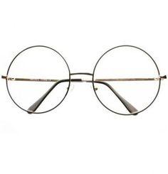 2b7b06dbe2 Oversized Clear Lens Round Gold Metal Eyeglasses Frames – FREYRS -  Beautifully designed