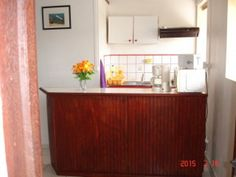 Location meubl� : bas de villa ind�pendant au Gosier - Location Appartement #Guadeloupe #Gosier