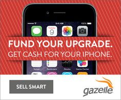 Sell your phones and electronics for cash with Gazelle Trade-In - Giveaways 4 Mom