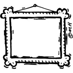 picture frame clip art draw your family clip art pinterest rh pinterest co uk clip art frames and borders for free clip art frames free