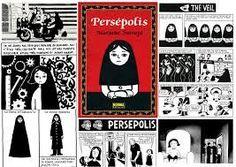 Novela gráfica en la que  la autora relata las etapas fundamentales que marcaron su vida, desde su niñez en Teherán durante la revolución islámica, hasta su difícil entrada a la vida adulta en Europa. Obra sobre la tiranía y, además, Bildungsroman gráfico.