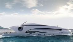 concept yacht