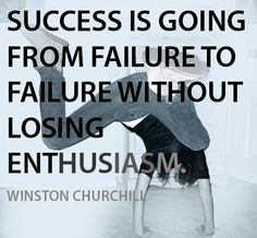 Not the prettiest pin, but my most favorite quote ever! Good old Mr Churchill :)))