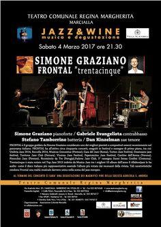 "Simone Graziano Frontal ""trentacinque"" @ Teatro Regina Margherita Marcialla - 4-Marzo https://www.evensi.it/simone-graziano-frontal-trentacinque-teatro-regina/201611592"