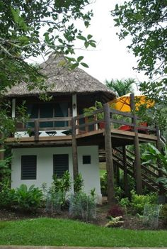 The Lodge at Chaa Creek, Belize where I honeymooned Belize Resorts, Hotels And Resorts, Weather In Belize, Rest House, American Houses, Paradise On Earth, Outside Living, Where To Go, Travel Pictures