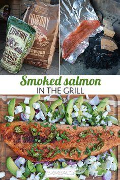 Summer+BBQ+Recipe:+Smoked+Salmon+with+Avocados
