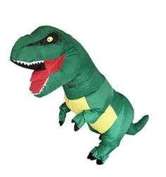 Tyrannosaur Rex Inflatable Costume Funny Adult Size Blowup Jurassic Cosplay Dress       Approx. 220cm (72) tall after inflated form of T-rex gown blowed up by means of a small fan with guy inside of  The post Tyrannosaur Rex Inflatable Costume Funny Adult Size Blowup Jurassic Cosplay Dress appeared first on Halloween Costumes Best.  #funny #halloween #costume