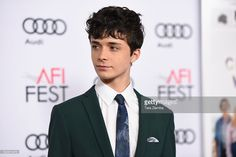 Actor Lucas Jade Zumann attends a tribute to Annette Bening and gala screening of Century Women' at AFI Fest presented by Audi at TCL Chinese Theatre on November 2016 in Hollywood, California. Gilbert Blythe, Annette Bening, Anne Shirley, Grey's Anatomy, Supergirl, Lucas Jade Zumann, Gilbert And Anne, 20th Century Women, Anne With An E