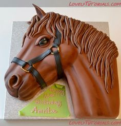 How to make Pony Cake