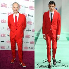 The Derek's Blog: John Waters en Paul Smith - 2013 Film Independent Spirit Awards