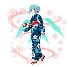 【爽泉名花】アスナ(★8/水/片手長柄) -SAO コード・レジスタ攻略Wiki【ソードアート・オンライン】 - Gamerch