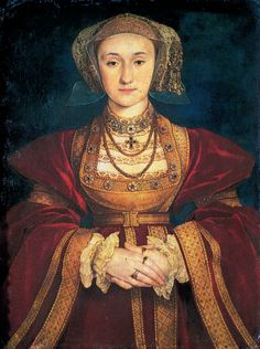 Hans Holbein the Younger - Anne of Cleves