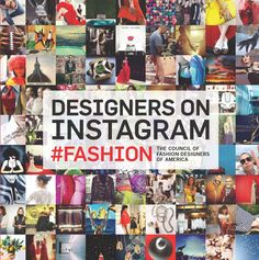 The new CFDA book is a must-have for every fashion lover.