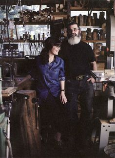 Lance and Nikole Herriott for Smith Journal via Old Faithful Shop