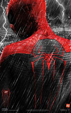 ''Amazing Spider-Man 2'' - teaser poster V2 by AndrewSS7.deviantart.com on @deviantART
