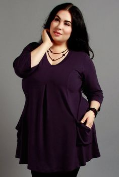 820b2794b62 Julia Bennett · Fat Girl Clothes · 12 Plus-Size Brands Making Sustainable   amp  Ethical Clothing Available To Every Woman Made