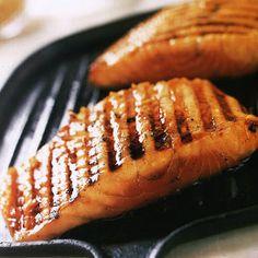 Simply Super Salmon Teriyaki Recipe | Food | Disney Family.com annabel karmel
