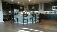 Henderson Model Home Kitchen.  Contact me for details  www.conniesellslv.com 702-249-4856