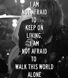 #MyChemicalRomance although I'm not a die hard fan, and I do not care for their new album ... the first time I heard this song on the radio, I fell in love. I still stand by this: it's the best one of theirs.