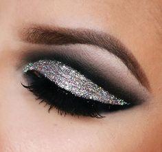 Sparkly, beautiful, eye