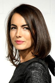 Long-Bob-Hair-Style. Doing it in 2013, option one!