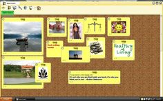 how to make a post it note vision board #