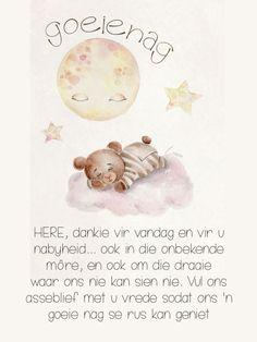 Goeie Nag, Good Night Quotes, Disney Quotes, Afrikaans, Words, Art, Art Background, Kunst, Performing Arts
