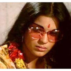 My idol in the 70s! Zeenat Aman