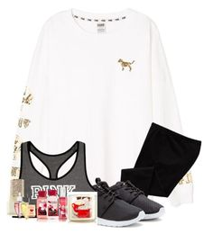 """""""Everything I want for my birthday is in this set! """" by fashionpassion2002 ❤ liked on Polyvore featuring Victoria's Secret, Old Navy, NIKE, women's clothing, women's fashion, women, female, woman, misses and juniors"""