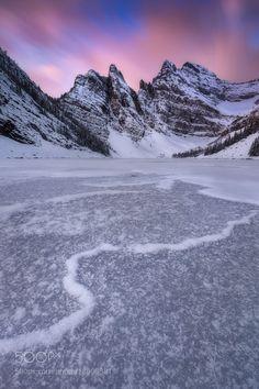 Ice Glyphs by everlookphotography. @go4fotos