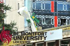 Another 'lucky escape' for Balfour Beatty De Montfort University, Health And Safety
