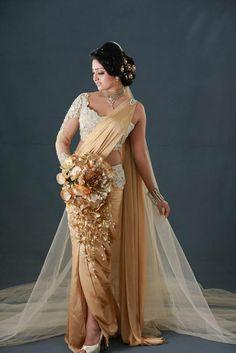 Sri Lankan bride #kandyan #srilankanwedding