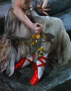 The red shoes my favorite movie
