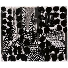 Howard Hodgkin (British, b. Souvenir, Silkscreen in colours, 114 x cm. Black And White Abstract, Black N White Images, White Art, Black White, Tachisme, Richard Diebenkorn, Action Painting, Jackson Pollock, Nocturne