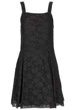 Lace Pinny Tunic - Dresses - Clothing - Topshop USA