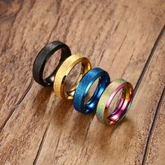 Find More Rings Information about 4 colors 6MM width Size6 10 fashion ring titanium steel rings jewelry wholesale fashion women gift ,High Quality ring jewelry store,China jewelry turquoise Suppliers, Cheap ring jewelry supplies from MSX Fashion Jewelry on Aliexpress.com