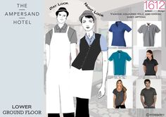 Ampersand Hotel, Coat, Jackets, Design, Fashion, Down Jackets, Moda, Sewing Coat, Fashion Styles