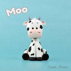 I hope you'll find this tutorial useful :) Have a MOOOO-velous day! You'll find more TOTALLY FREE TUTORIALS at http://crumbavenue.com :) COW TUTORIAL: http://crumbavenue.com/tutorials/cow