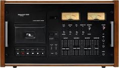 The legendary 3-head Nakamichi 1000 from 1975 redefined the cassette tape by transforming it into a medium the equal of many high-end reel-to-reel tape recorders. Instantly, every other cassette deck was second rate, and it took years for others to catch up. Some companies never did. If not for the 1000, the cassette might never have been developed into a truly hi-fi format.