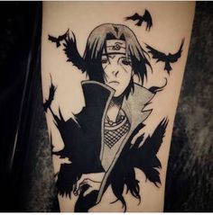 Get to witness the most amazing Naruto tattoos deisgns 2019 here. We have the most splendid art styles that will tell you all the naruto tattoo meaning as well as the naruto tattoo arm, back, shoudler, neck and even your leg. Dope Tattoos, Anime Tattoos, Body Art Tattoos, New Tattoos, Tattos, Arm Tattoo, Piercing Tattoo, Tatuajes Filipinos, Tatoo Manga