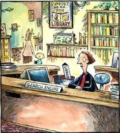 Antes de Internet estábamos los bibliotecarios... ¡y seguimos aquí! En el chat, en Facebook, en Twitter... o personalmente en tu biblioteca, estamos para atenderte. ¡Pregúntanos!