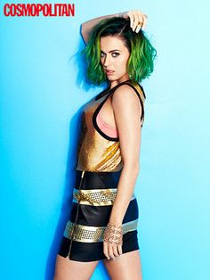 Katy Perry opens up about... pretty much everything