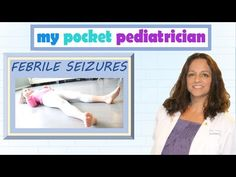 In this video Dr. Lili explains what febrile seizures are, how fevers can cause seizures, and most importantly, the steps you need to take if your child has . Medical Care, Medical Advice, Febrile Seizure, Seizure Disorder, Seizures, My Pocket, Medical Information, Neurology, Epilepsy