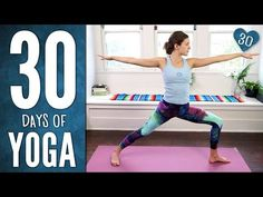 Day 30 - 22 mins - Find What Feels Good - 30 Days of Yoga - YouTube